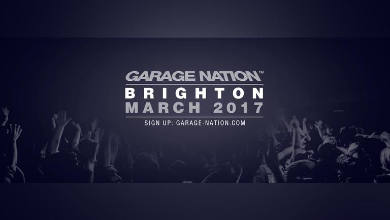 Garage Nation Brighton