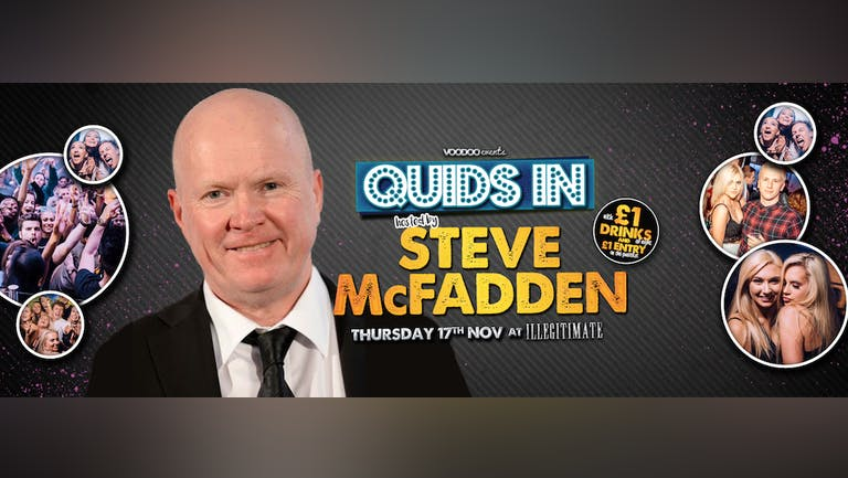 Quids In Hosted By Steve McFadden