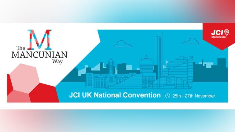 JCI UK National Convention 2016