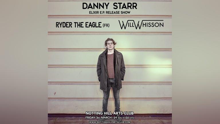 NHAC Live Presents: Danny Starr + Guests