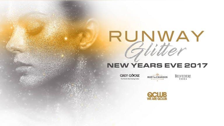 Runway Glitter New Years Eve 2017