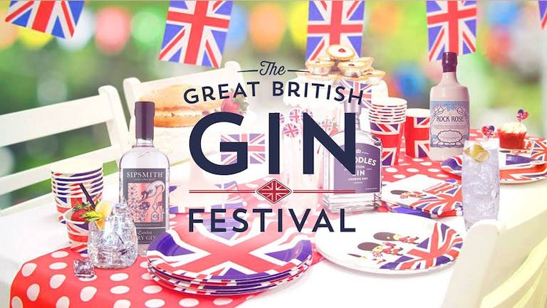 The Great British Gin Festival - Exeter