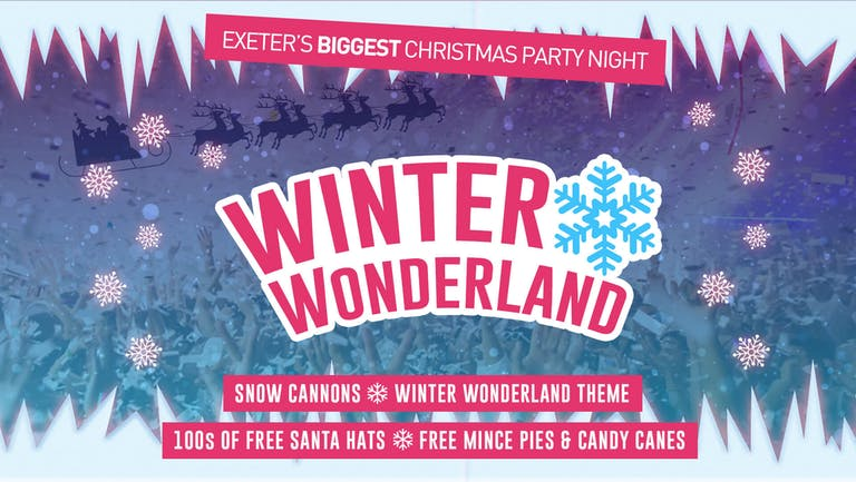 Winter Wonderland Exeter