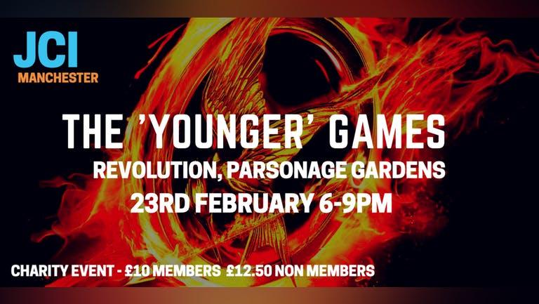 JCI Charity Event: The YOUNGER GAMES...
