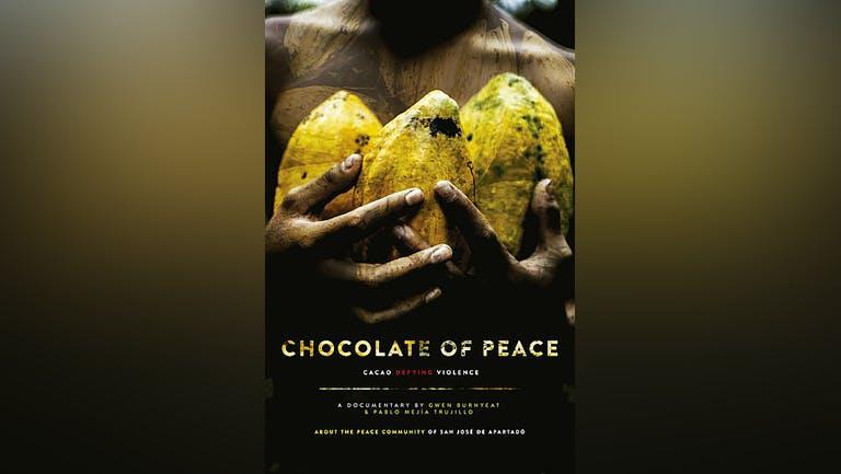 Film & Talks: Chocolate of Peace - Cacao defying Violence + Talk