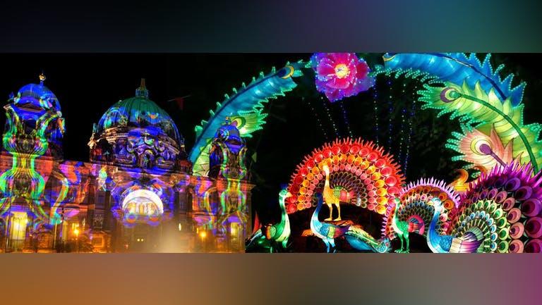 The Festival Of Light Birmingham