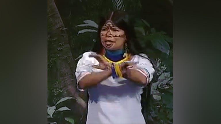 Film & Talks: Ecuadorian Amazonians combat climate change + Children of the Jaguar Film
