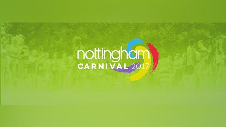 Nottingham Carnival 2017