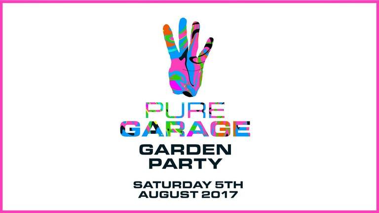 Pure Garage Garden Party feat. Lisa Maffia, FooR, PSG, Kie & more