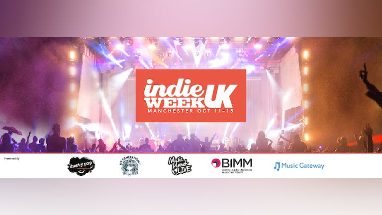 INDIE WEEK UK FESTIVAL 2017 - All Access Wristband