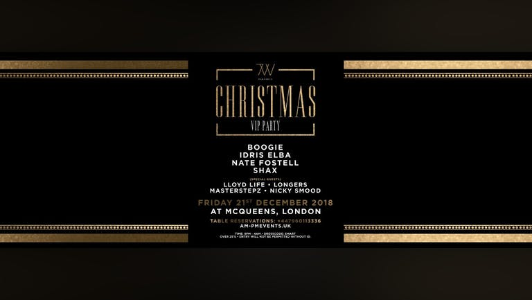 7 Wallace Exclusive Christmas VIP Party