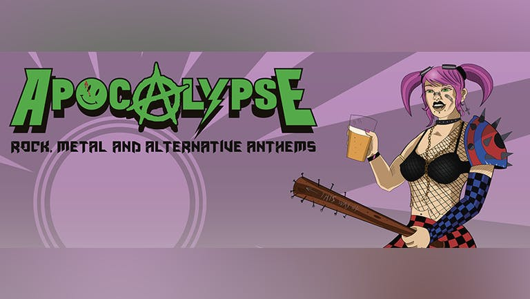 Apocalypse - Rock/Metal/Alt Anthems