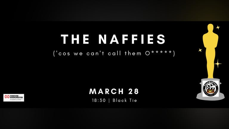 The Naffies 2018 - A night of awards and fundraising