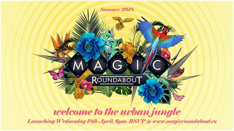 Magic's Official Summer 2018 Launch Party