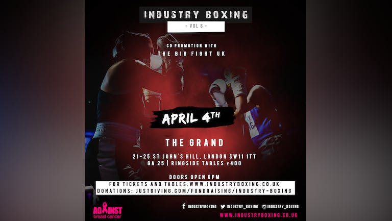 Industry Boxing Vol 8