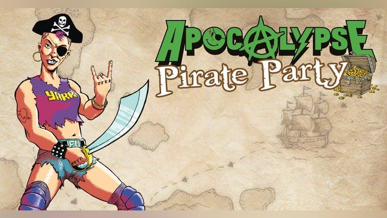 Apocalypse - **Pirate Parrrty** - Rock/Metal/Alternative Anthems!