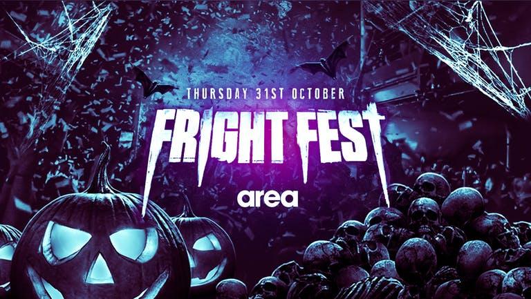 Last 30 Tickets - Fright Fest - Sheffield Halloween 2019