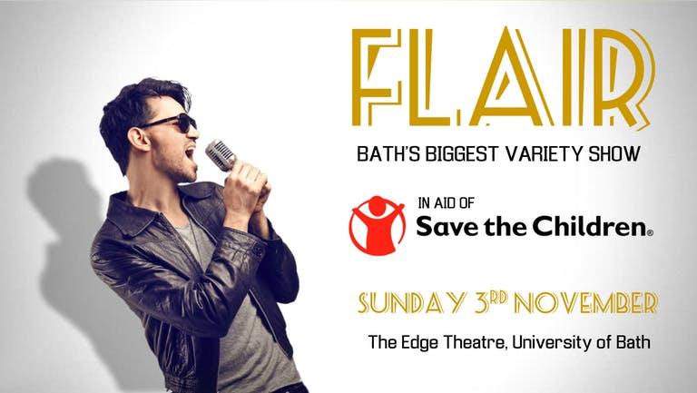 Flair - Bath's Biggest Variety Show