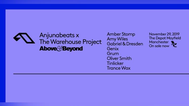 WHP19 / Anjunabeats (Unity Radio Xclusives)