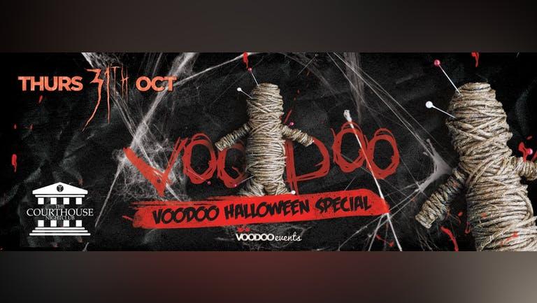 Halloween 2019 Special ∙ Thursday 31st October