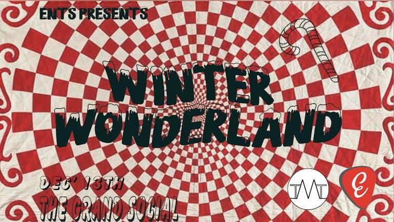 Trinity Ents Presents: A Winter Wonderland