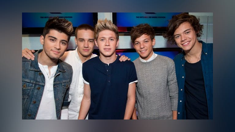 One Direction Night - Popworld York