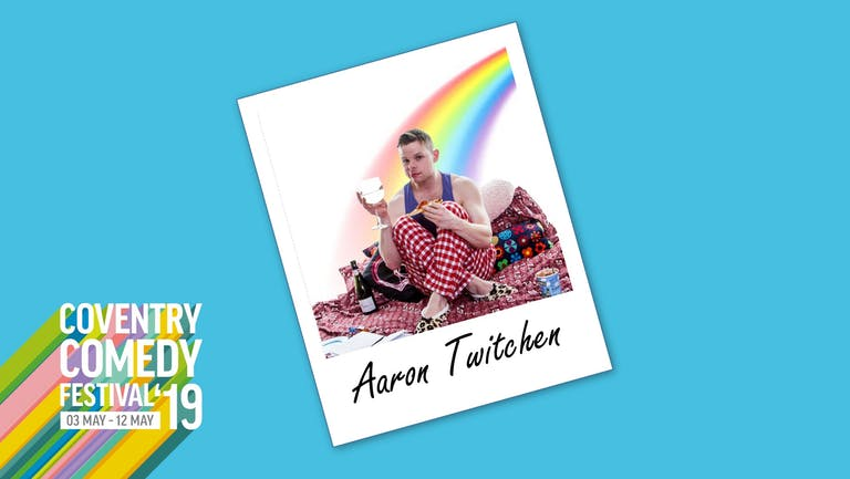 Aaron Twitchen : Can't stop a rainbow...