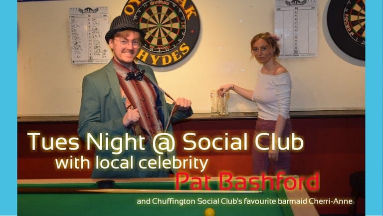 Tues Night @ Social Club