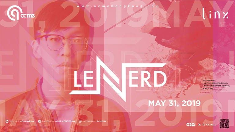 Acme by Linx presents LeNERD