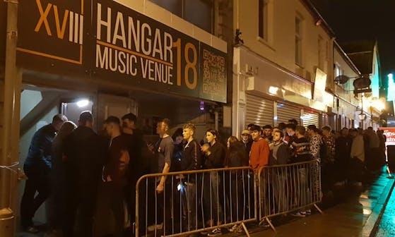 Hangar 18 Music Venue - Live Music