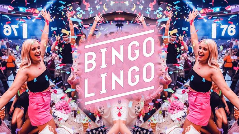 BINGO LINGO - Birmingham Halloween Special