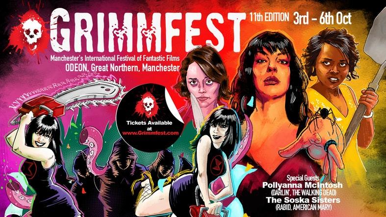 Grimmfest 2019 - Full Festival & Day Passes