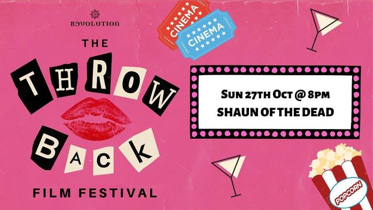 Throwback Film Festival: Shaun Of The Dead