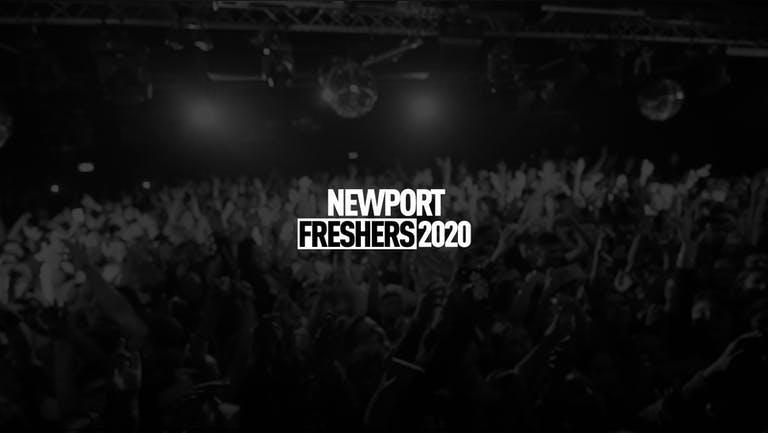 Newport Freshers 2020