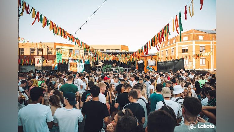 Stokes Croft Summer Party | August Bank Holiday Sunday!