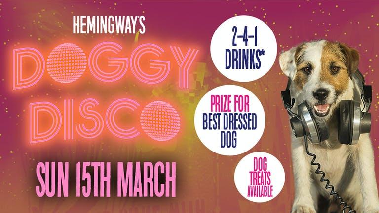 Hemingways Doggy Disco