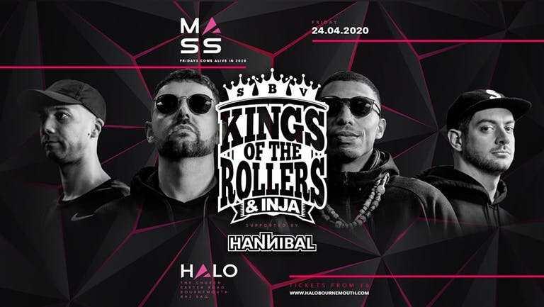 M A S S Presents - Kings Of The Rollers