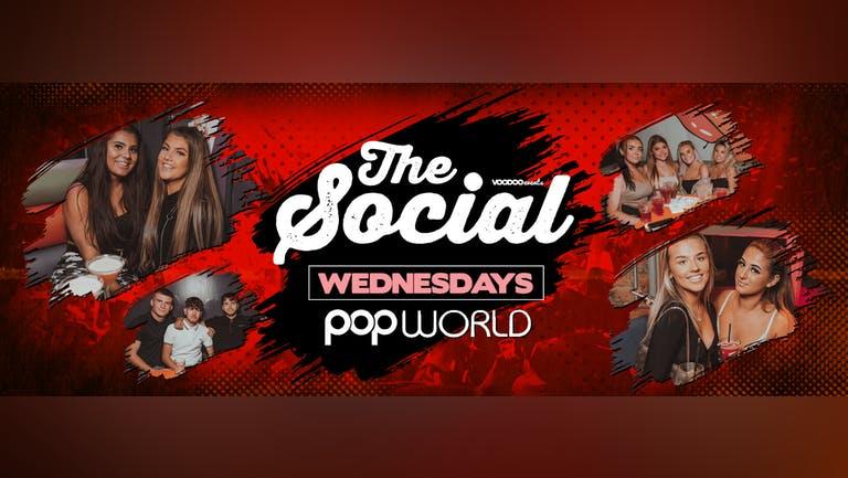 The HALLOWEEN Social @ Popworld!