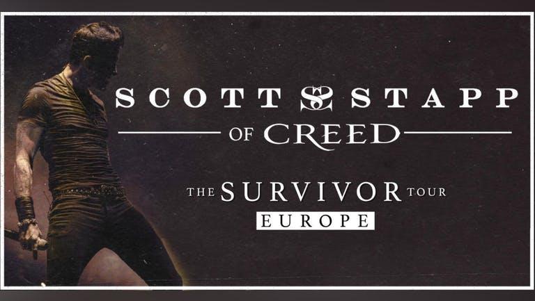 Scott Stapp - LIVE