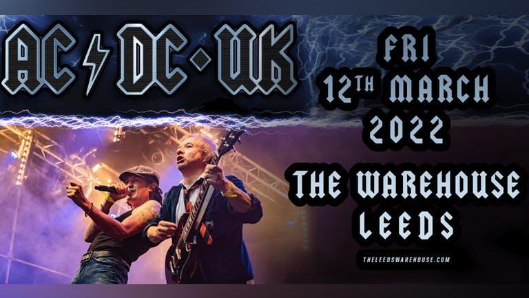 AC/DC UK - LIVE