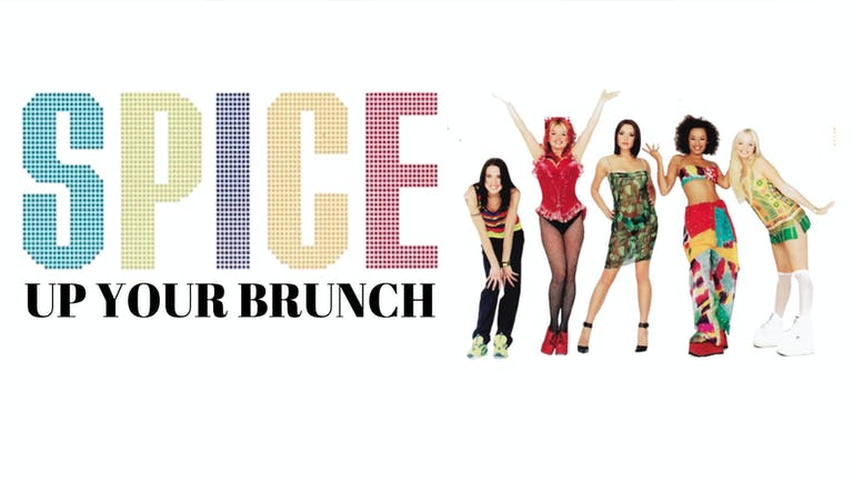 Spice Up Your Brunch - Sunday 29th August