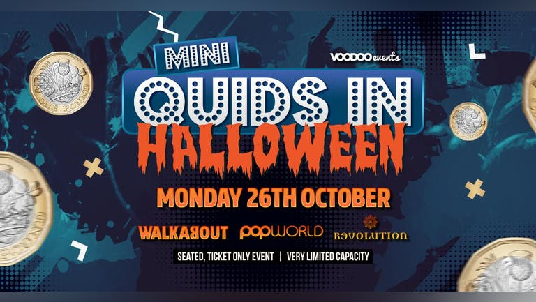 Halloween Mini Quids @ Revolution Electric Press