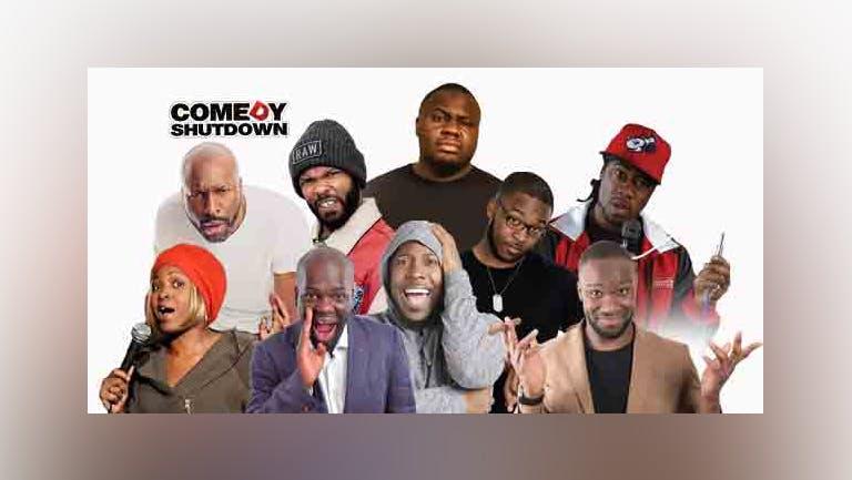 COBO : Comedy Shutdown Tour  - Birmingham | Leeds | Coventry | Sheffield | London | Hornchurch