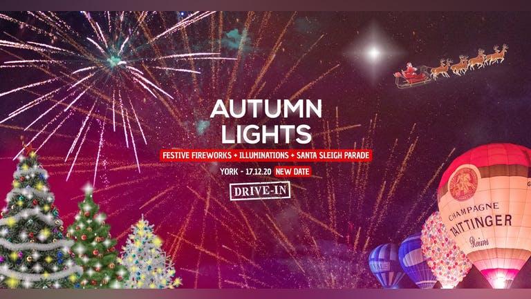 Autumn Lights - York 2020 NEW DATE