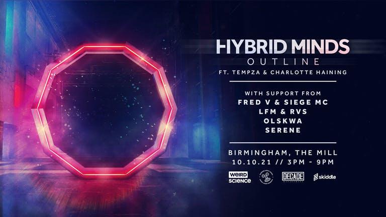 SOLD OUT : Hybrid Minds: Outline - Birmingham