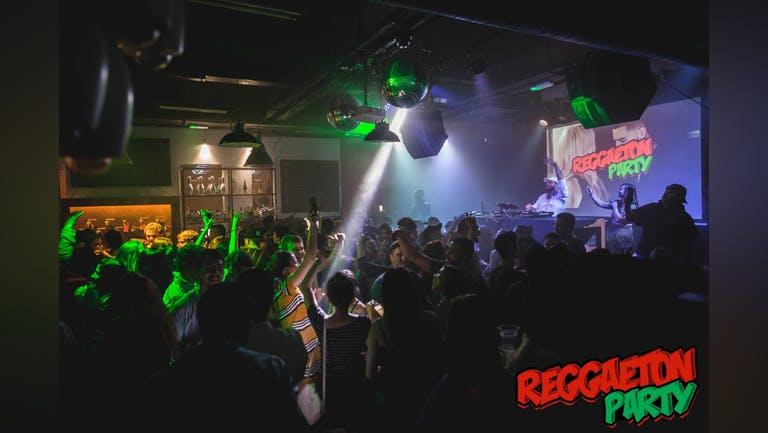 Reggaeton Party (Oxford) 2021