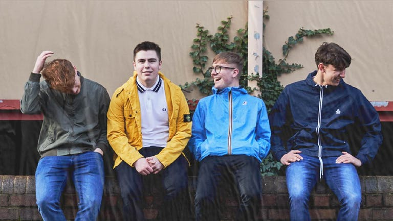 SOLD OUT: The Outcharms | Manchester, Gullivers