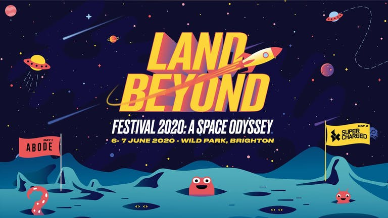 Land Beyond Festival 2020: A Space Odyssey