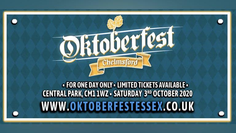 Oktoberfest Chelmsford 2021
