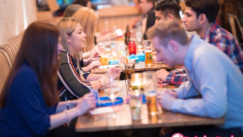 london speed dating events